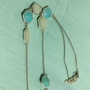 Lucky Brand Sterling silver necklace